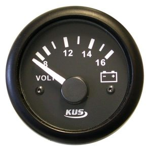 Volt Gauges Marine