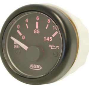 Oil Presure Gauges Marine