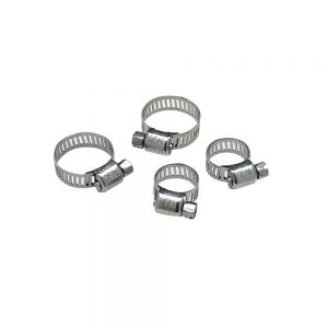 Hose Clamps - All Stainless ste