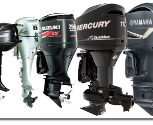 Outboard Motor & Gearbox Parts